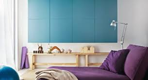 Cool Purple Bedroom Ideas For Color Schemes And Color Combinations - Blue and purple bedroom ideas