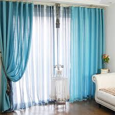 privacy bedroom curtain ideas polyester fabric