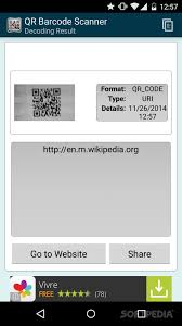 android qr scanner qr barcode scanner for android