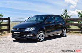 volkswagen type 5 2016 volkswagen polo 81tsi comfortline review video
