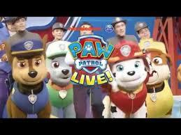 paw patrol live u201crace rescue u201d