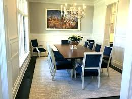 rug under dining table size carpet under dining room table redencabo me