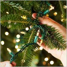 how to put lights on a christmas tree video how to hang christmas lights on outdoor trees unique how to put