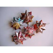 soda pop can ornaments upcycling soda ornament and