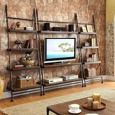 Large Ladder Bookcase Bookcase Black Leaning Bookcase Photos Habitat Jessie Black Wide