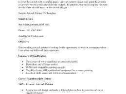 Painter Resume Template Majestic Painter Resume 13 House Sample Resume Example