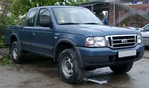 jeep ranger ford