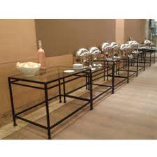 buffet table banquet buffet table manufacturer from pune
