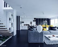 say yes to yellow 4 apartments that flaunt yellow accents