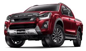 isuzu dmax lifted 2018 isuzu d max facelift pick up revealed wagenclub