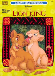 lion king golden books 9780307034373 amazon books