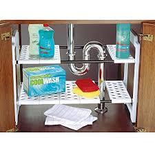 under sink storage tidy amazon co uk kitchen home addis under sink storage amazon co uk kitchen home