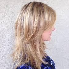 fine layered hairstyles for thin fine hair 70 darn cool medium length hairstyles for thin hair