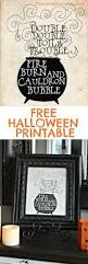 double double toil and trouble free printable ella claire