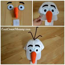halloween hats for babies olaf hat craft attached everything to the hat with glue