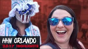 hhn 27 montage highlights from halloween horror nights orlando