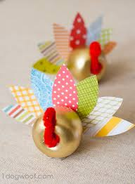 Thanksgiving Crafts Turkeys Hello Wonderful 10 Easy And Adorable Turkey Crafts