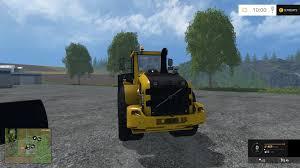 volvo 120h update v1 mod farming simulator 2017 2015 15 17