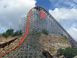 Six Flags Ma The Scariest Rides In The World That Will Make Your Tummy Turn