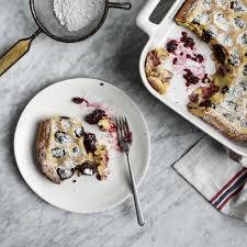 clafoutis with blackberries recipe anna painter food u0026 wine
