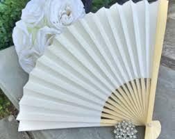 paper fan paper fan etsy