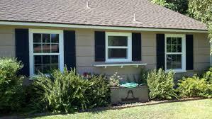 window exterior shutters styles design plantation photos in
