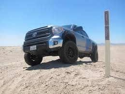 widebody tundra toyota tundra pro runner off road review u2013 japanese raptor with a