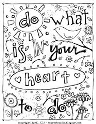 coloring quotes coloring pages coloring