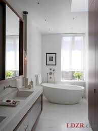 bathroom contemporary gray and white bathroom design ideas with