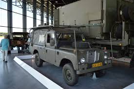 Nice Army Land Rover National Military Museum The Netherlands