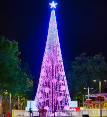 most popular christmas tree lights world s largest christmas lights display makes way into guinness