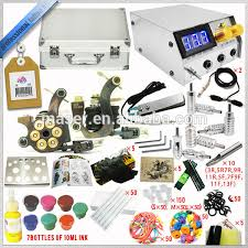wholesale starter tattoo kit beginner tattoo kit tattoo machine