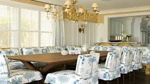 living room furniture covers coastal fabric for dining room