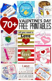 70 valentine u0027s day free printables frugal mom eh