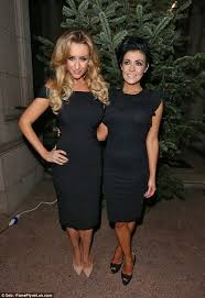 black dress company catherine tyldesley and the pretty dress company bardot black