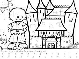 find and trace the alphabet liz u0027s early learning spot