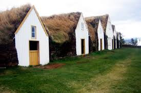 icelandic turf houses are the most interesting earth sheltered
