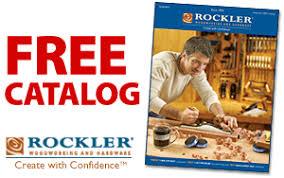 order a free rockler catalog loghomelinks