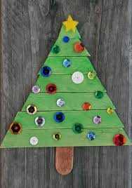70 Diy Christmas Decorations Easy by 70 Homemade Popsicle Stick Crafts Hative