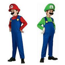 Toddler Luigi Halloween Costume Luigi Costume Ebay