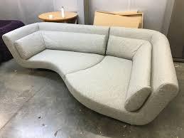 ligne roset ligne roset yang sofa u2013 after u2013 krs upholstery