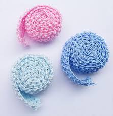 crochet bands crochet 1 5 inch wide headband elastic for tutu skirts hair bands