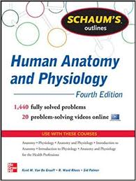 Human Anatomy And Physiology Courses Online Schaum U0027s Outline Of Human Anatomy And Physiology 1 470 Solved