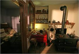 Bedroom And Kitchen Tenement Museum Adds A Display Recalling Irish Immigrants The