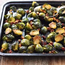 brussel sprouts for thanksgiving maple roasted brussels sprouts with sriracha food fanatic