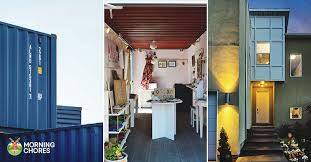 shipping container homes interior design 10 amazing shipping container home designs to you
