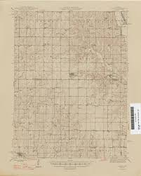 Chicago Map 1890 by Missouri Historical Topographic Maps Perry Castañeda Map