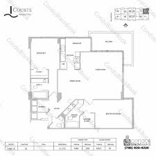 Skyline Brickell Floor Plans Courts Condo Brickell Key Unit 1612 Condo For Sale In Brickell