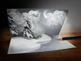 christmas card photoshop tutorial