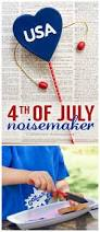 craftaholics anonymous 4th of july noisemakers